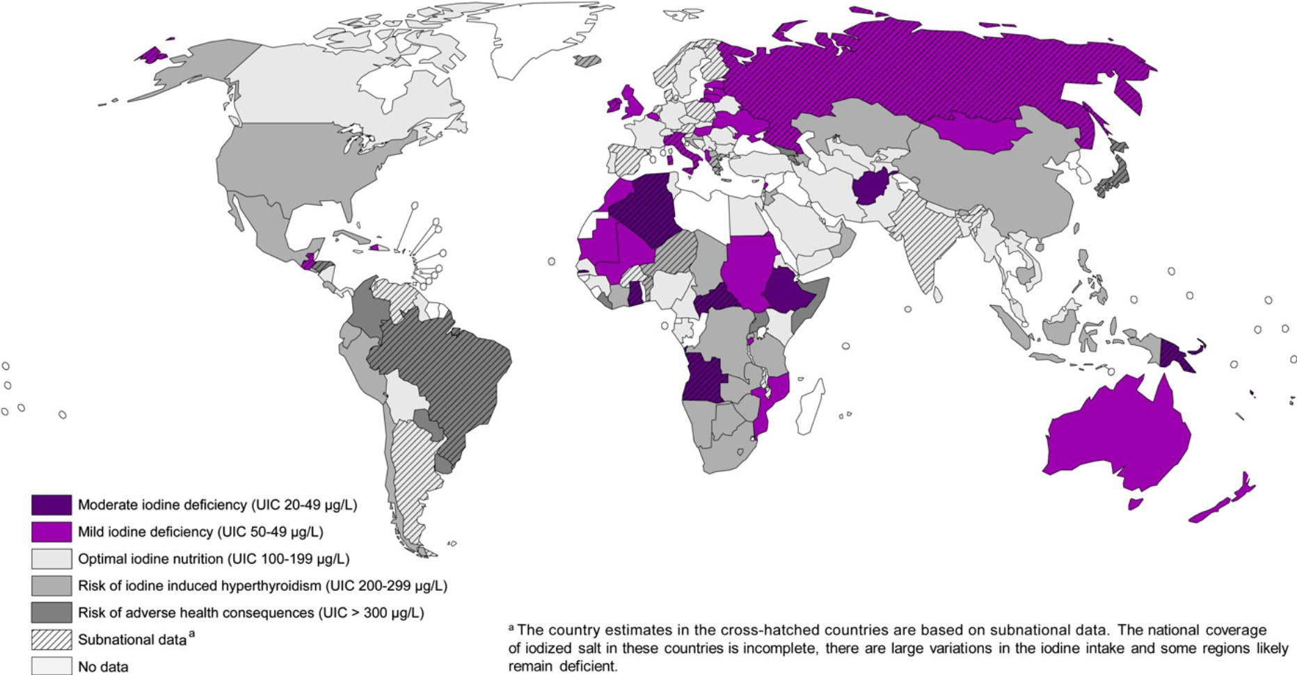 iodine deficiency map